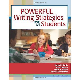Stratégies d'écriture puissante pour tous les étudiants
