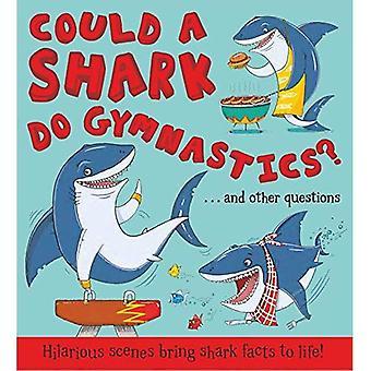 Un requin pourrait faire des exercices?