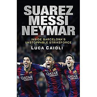 Suarez, Messi, Neymar: All'interno inarrestabile nuovo Strikeforce di Barcellona