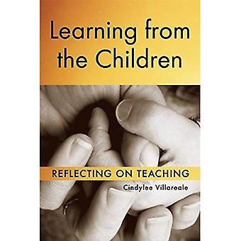 Leren van de kinderen: nadenken over onderwijs