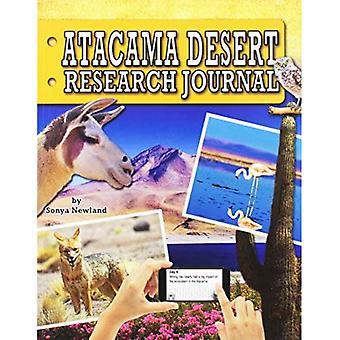 Atacama-Wüste Research Journal (Ökosysteme Research Journal)