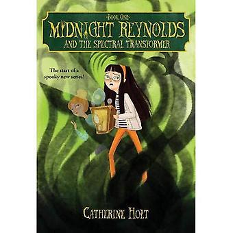Midnight Reynolds and the Spectral Transformer (Midnight Reynolds)
