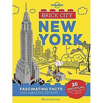 Brick City - New York (Lonely Planet Kids)
