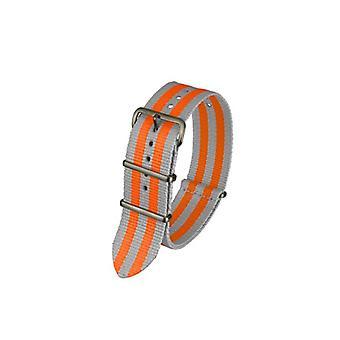 Davis horlogebandje, nylon, Unisex-volwassen (1)