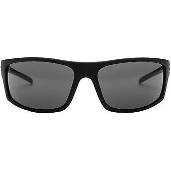 Califórnia elétrico Tech um óculos de sol - preto/cinza fosco