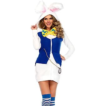 Costume adulte lapin confortable