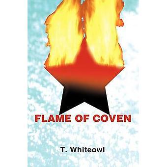 Whiteowl ・ t. で覆い隠しての炎