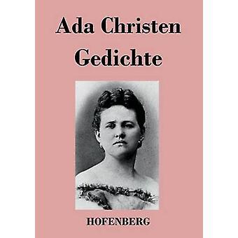 Gedichte von Ada Christen