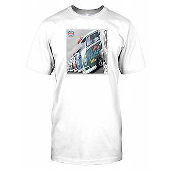 Ich liebe Wohnmobile - Volkswagen Kinder T Shirt