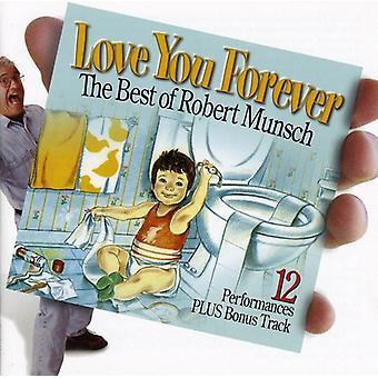 Robert Munsch - Love You Forever [CD] USA import