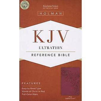 Ultrathin Reference Bible-KJV by Broadman & Holman Publishers - 97814