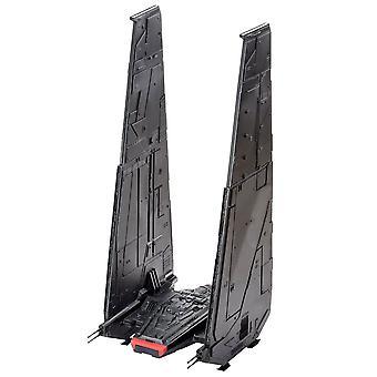 Revell 06695 Star Wars EasyKit The Force Awakens Kylo Ren's Command Shuttle Plastic Model Kit