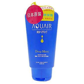 Shiseido Aquair Deep Moist Hair Treatment Cream 120g