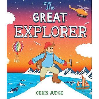 Den stora Utforskaren