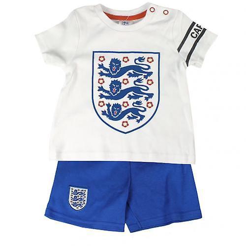 England F.A. T Shirt & Short Set 18/23 mths