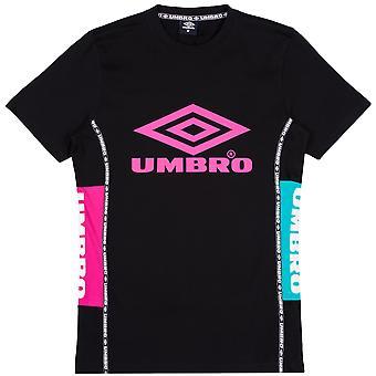 La camiseta de los hombres de Umbro Horizon Crew