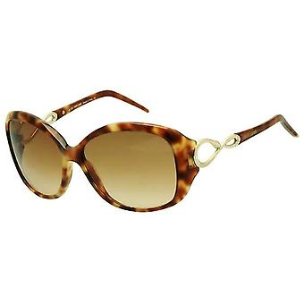 Roberto Cavalli Tortoise Ladies Sunglasses RC520S-53F