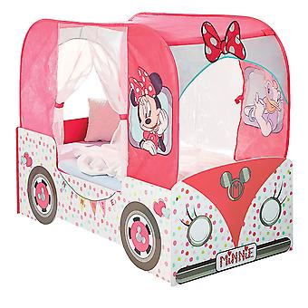 Disney Minnie mouse Crib canopy tent Camper