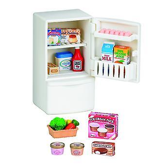Sylvanian familier køleskab sæt