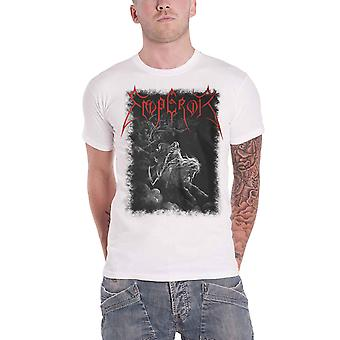 Emperor T Shirt Rider 2019 Band Logo new Official Mens White