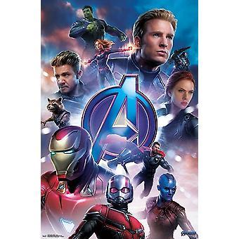 Poster - Studio B - Avengers Endgame - Group 36x24