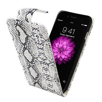 Business Color Case voor Apple iPhone 6 Serpetijn Wit