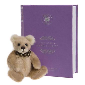 Charlie Bears Bear-illiant kitap 13 cm ile