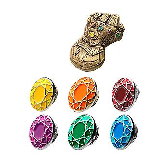 Avenger Infinity Gauntlet Enamel Pin Set