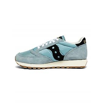 Saucony Pale Blue & Black jazz original vintage sneaker