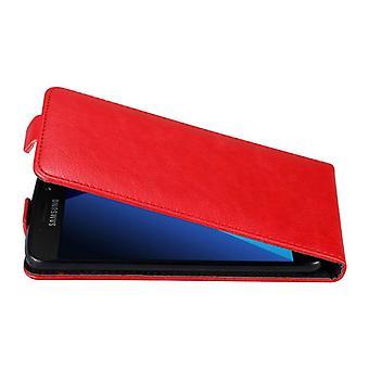 Cadorabo Case voor Samsung Galaxy a3 2017 gevaldekking-telefoon geval in flip ontwerp met magnetische sluiting-Case cover geval geval geval boek vouwen stijl