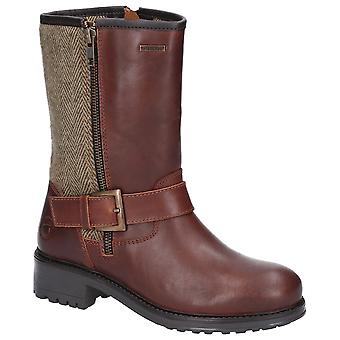 Cotswold Womens Twigworth Mid Calf Zip Up Winter Boots
