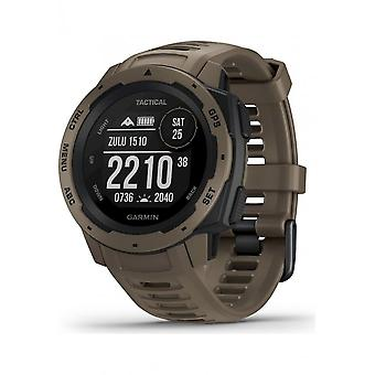 Garmin - Smartwatch - Instinct Tactical Beige - 010-02064-71
