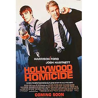 Hollywood Homicide (Double Sided Regular) Original Kino Poster