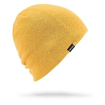 Volcom Woolcott Beanie in Resin Gold