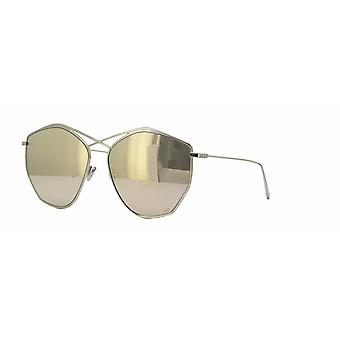 Dior Stellaire 4 010/SQ Palladium/Gold Multilayer Sunglasses