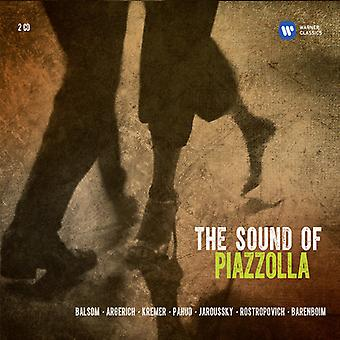 Piazzolla*Astor - Sound of Piazzolla [CD] USA import