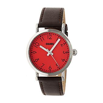 Crayo Pride Unisex Watch - Red