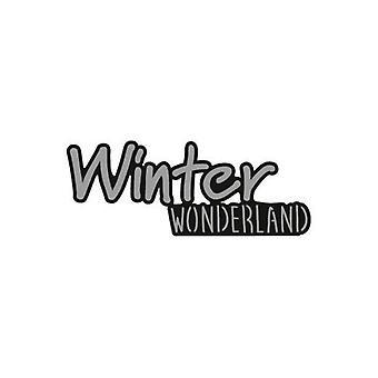 Marianne Design Winter Wonderland Die Set