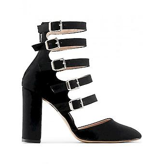 Made in Italia - Shoes - High Heels - CORA_NERO - Women - Schwartz - 37