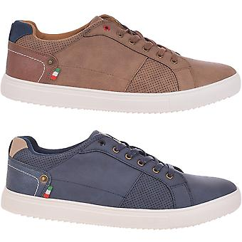 Duke D555 Mens Vermont Casual Lace Up King Size Big Tall Pumps Trainers Sneakers