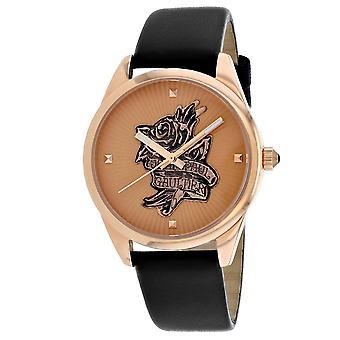 Jean Paul Gaultier Women's Navy Tatoo Rose gold Dial Watch - 8502411
