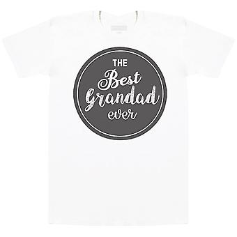 THE Best Ever Grandad - Mens T- Shirt
