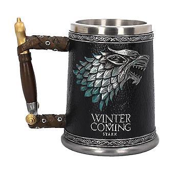 Game of Thrones Winter sta arrivando Tankard