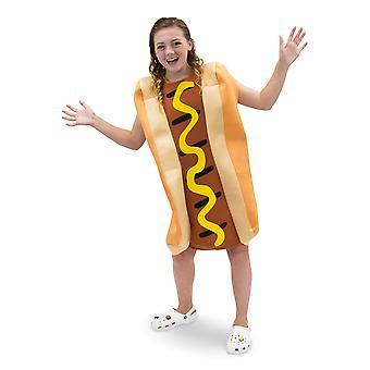 Ballpark Frank Children's Costume, 7-9