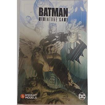 Batman Miniature Game 2nd Edition Rulebook