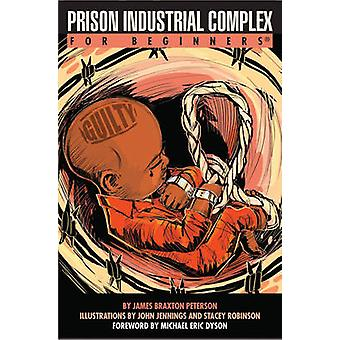 Prison Industrial Complex for Beginners by James Braxton Peterson & Foreword by Michael Eric Dyson & Illustrated by John Jennings & Illustrated by Stacey Robinson