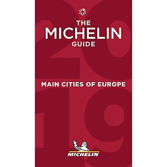 Main cities of Europe  The MICHELIN Guide 2019
