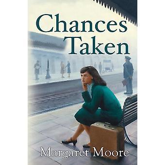 Chanser tagna av Margaret Moore