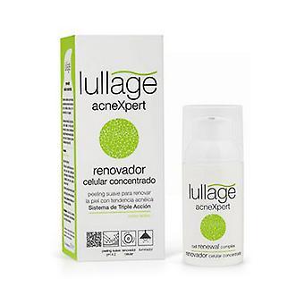 Tvárový Exfoliator Acnexpert Trojitý akčný systém Lullage acneXpert (30 ml)