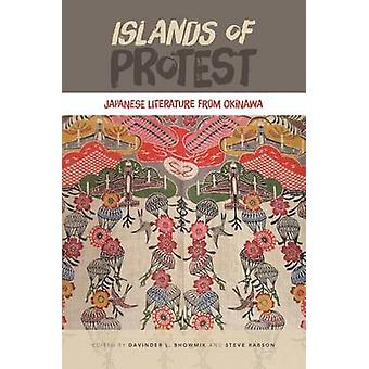Islands of Protest - Japanese Literature from Okinawa by Davinder L. B